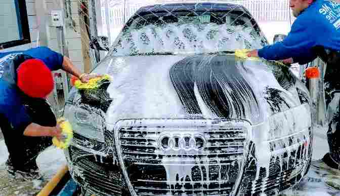 Car wash business profit