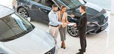how to buy a car for the first time