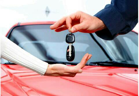 how to let a car go back without ruining credit