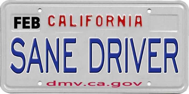 how to make a fake license plate