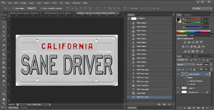 Is it illegal to have a fake license plate