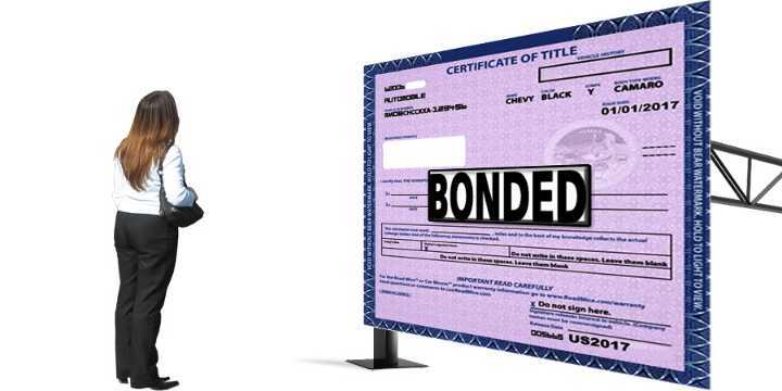 what is bonded title