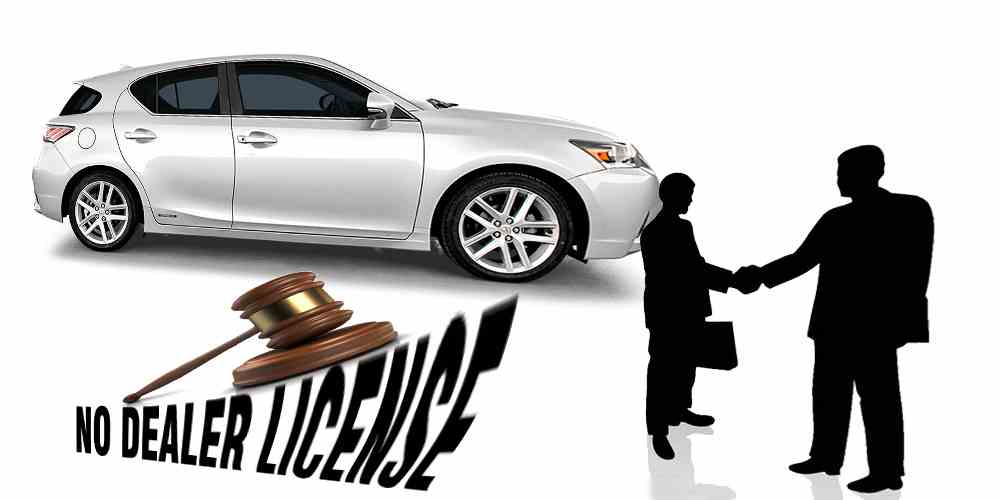 how to buy car from auction without dealer license