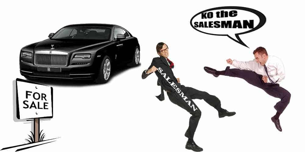 how to beat the car salesman