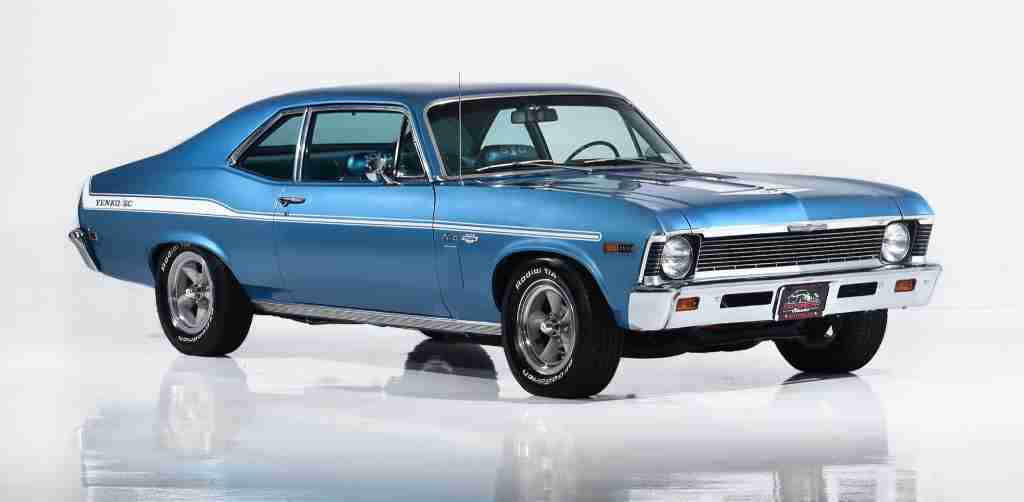 Best classic cars to flip for profit