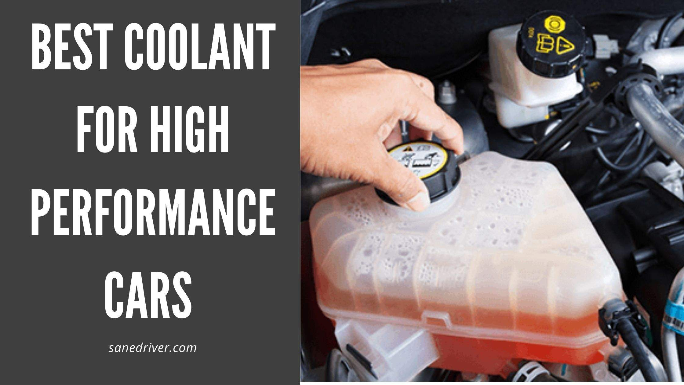 best coolants for high-performance cars