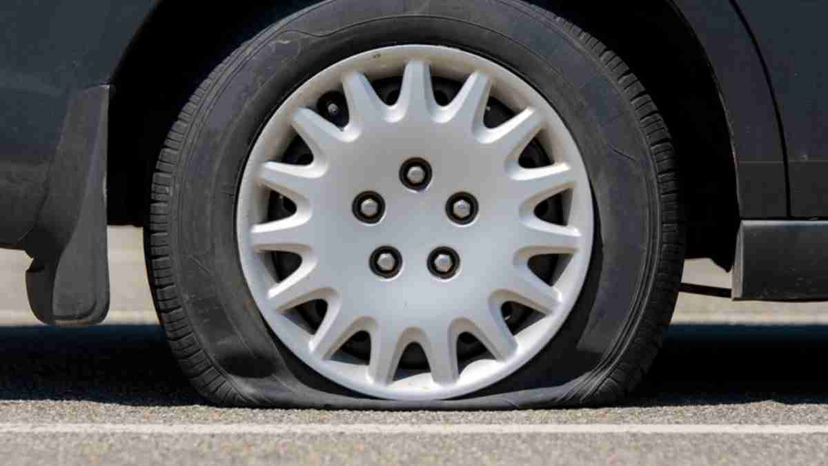 How long can you drive on a flat tire