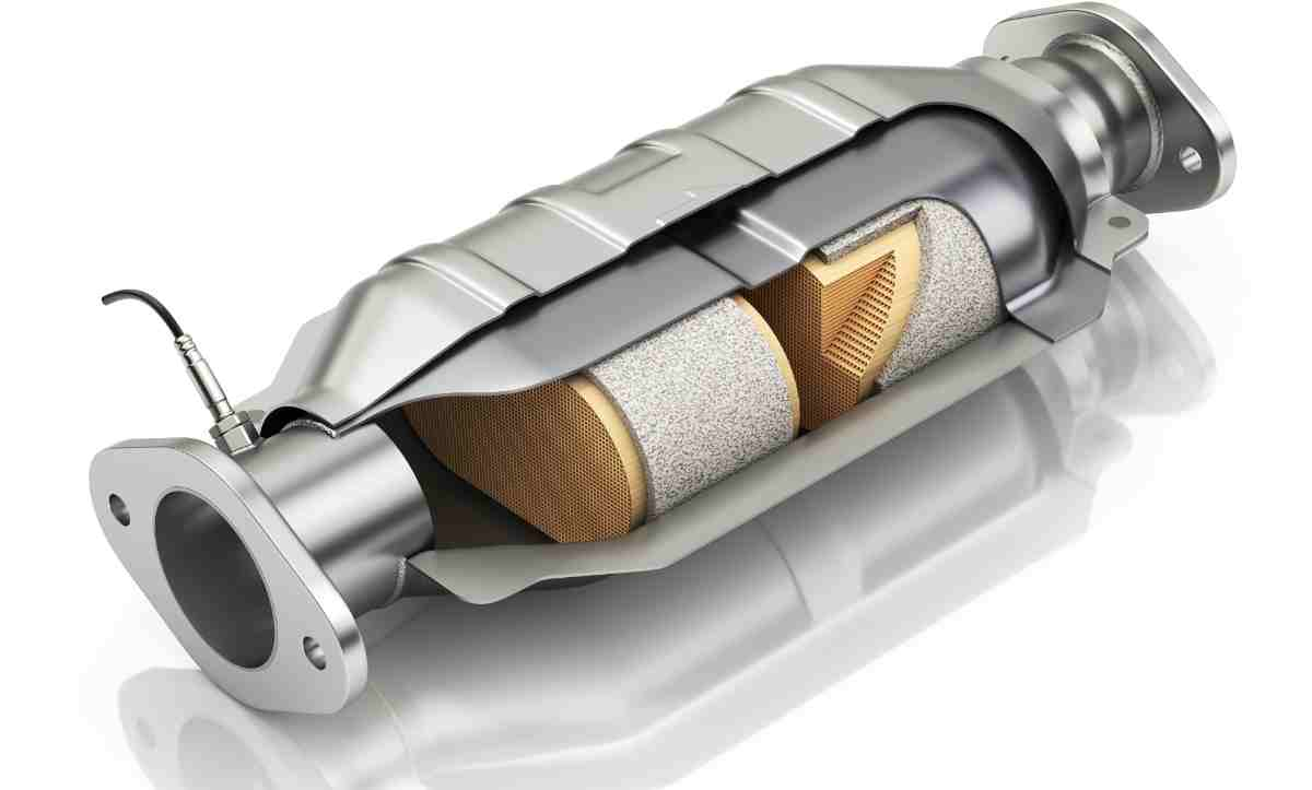 What happens if you don't have a catalytic converter