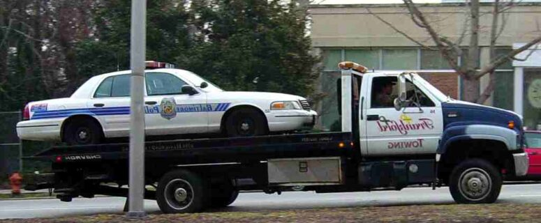how to get a towed car back without paying