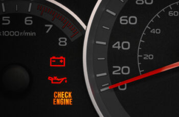 Check engine light flashing and car shaking