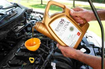 Can you use diesel oil in gas engine