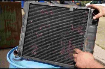 how to fix a clogged radiator