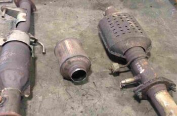 how to tell if catalytic converter is stolen