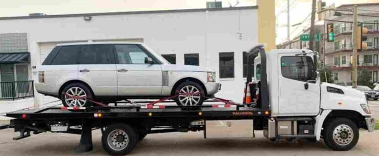Can a tow company send you to collections