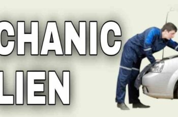 what is a mechanic's lien on a title